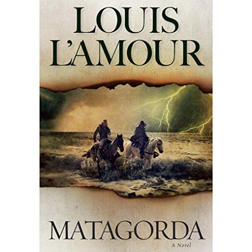 Matagorda audiobook cover art