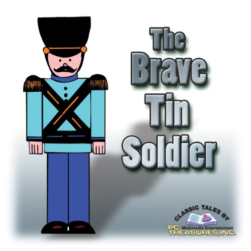 The Ugly Duckling and The Brave Tin Soldier audiobook cover art