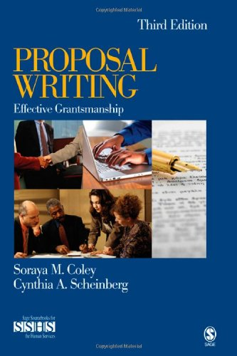 Proposal Writing: Effective Grantsmanship (Sage Human...