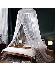 Klamboe Voor Bedhemel, Klamboe Geschikt Voor Bedden Met ééN Kwaliteit Of Tweepersoonsbedden, Eenvoudige Installatie Klamboe Bed, Muggennet Om Insecten En Muggen Te Voorkomen