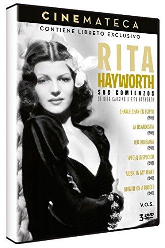 Rita Hayworth - Sus comienzos [DVD]
