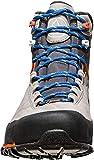La Sportiva TX5 Woman GTX, Zapatillas de Senderismo Mujer, Multicolor (Grey/Cobalt Blue 000), 39 EU