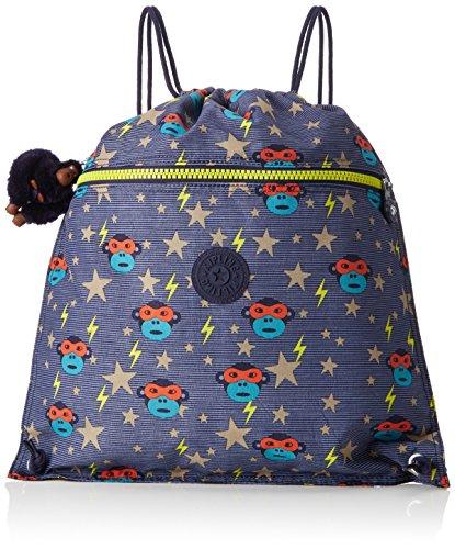 Kipling Supertaboo Kinder-Sporttasche, 45 cm, 15 L, ToddlerHero