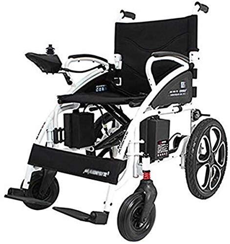 Zusammenklappbarerelektrorollstuhl Für Behinderte Elektrische Rollstühle Ältere Menschen Im Gelände Mit Behinderungen Tragen Zu Doppeltem Komfort Bei Und Es Gibt Keine Stöße Mit Doppeltem Schutz