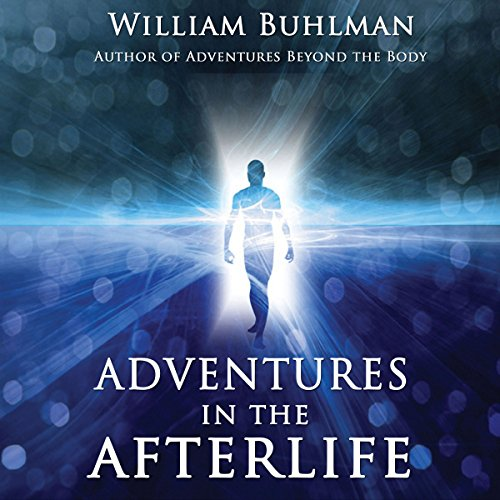 Adventures in the Afterlife audiobook cover art