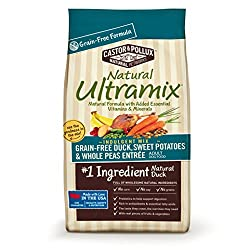 Castor & Pollux Natural Ultramix Grain-Free Dry Food