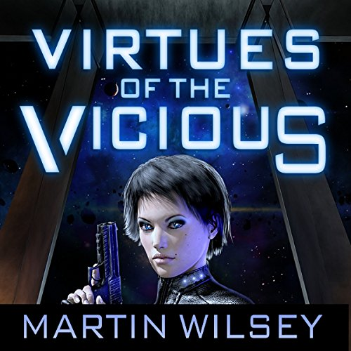 Virtues of the Vicious audiobook cover art