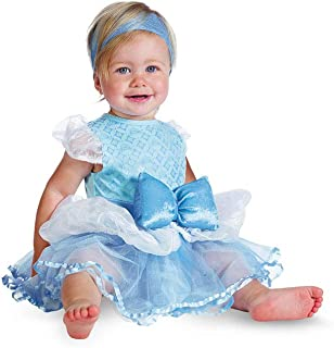 Disguise Limited Unisex Child Disney Cinderella Prestige Infant's Costume