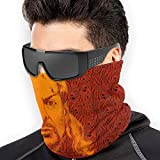 Tiger-King Joe Exo-tic Bandana Face Mask Warmer Neck Tube for Dust Wind Sun Protection Face Mask...