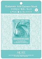 シートマスク パック 1枚単品 ヒアルロン酸 エッセンスマスク 韓国コスメ MIJIN(ミジン)