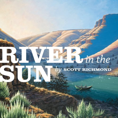 River in the Sun audiobook cover art