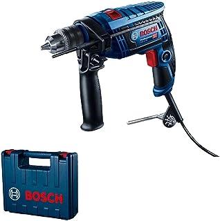 Furadeira de Impacto Bosch GSB 13 RE 650W 220V com maleta