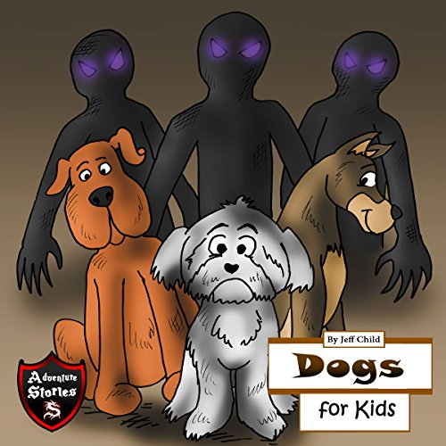 Dogs for Kids: Diary of a Barking Dog audiobook cover art