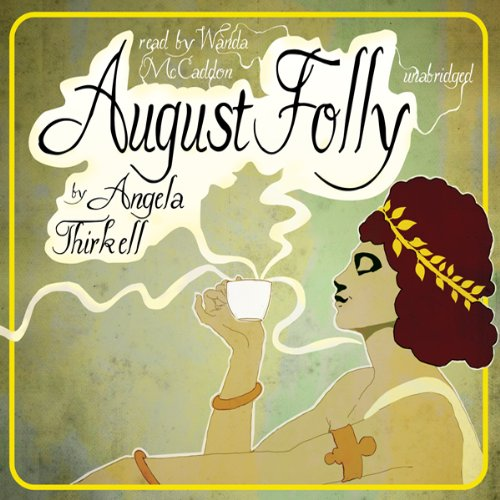 August Folly audiobook cover art