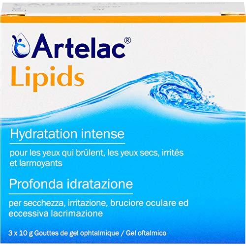 Artelac Lipids MD Augengel, 3X10 g