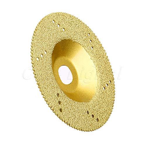 GYW-YW Saw Blade, 1PC Cien mm de Diamantes de Corte de Diamante de Sierra Rueda de Corte de hormigón de Cemento de Piedra de Granito de baldosas de mármol CD de Porcelana