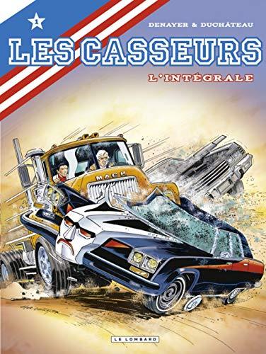 Intégrale Les Casseurs - tome 1 - Intégrale Les Casseurs 1