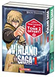Pack découverte - Vinland Saga - Tomes 1 et 2