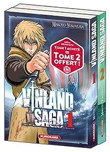 Vinland Saga Pack découverte Tomes 1 & 2