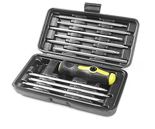 Tool Hub 1169 20 In 1 Pz, Ph, Slot, Torx Schroevendraaier/T Handvat Driver Set