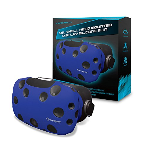 Hyperkin GelShell Headset Silicone Skin for HTC Vive( Blue)