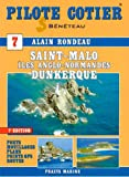 Saint-Malo Dunkerque - Îles anglo-normandes (1Cédérom)