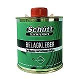 SCHÜTT cepillo de cola de goma para tenis de mesa bote (250 ml) - cola para gomas de tenis de mesa | Contiene disolventes | TT-Spezial - Tenis de mesa Schütt