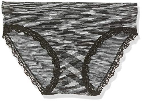 Schiesser Mädchen 2Pack Slips Unterhose, Schwarz (Schwarz 000), (Herstellergröße: 152) (2er Pack)