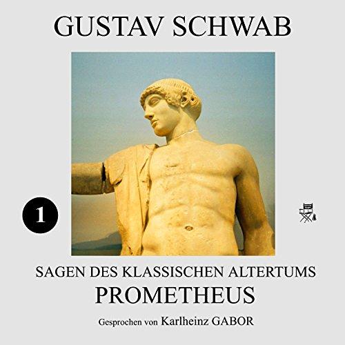 Prometheus audiobook cover art