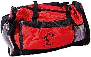 حقيبة رياضية للجنيسن من ديدوس Dsb-002 – احمر واسود، كبيرة