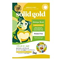 ソリッドゴールドホリスティックブレンド1kg(お取り寄せ)