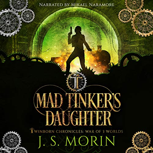 Mad Tinker's Daughter audiobook cover art