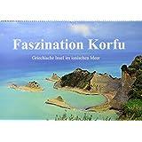 Sarnade, k: Faszination Korfu(Premium, hochwertiger DIN A2 W
