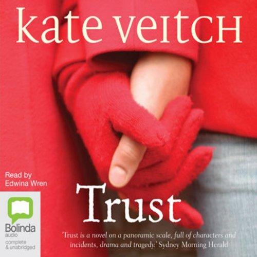 Trust audiobook cover art