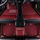 Yting Automotriz Antideslizante Logo Mats Custom Car alfombras de Piso for Rolls-Royce Phantom Ghost Auto Accesorios Parte Posterior del Frente de Todo Tiempo la Estera del Piso 8.29