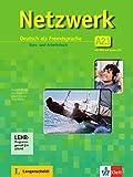 Netzwerk A2.1 Kursbuch. Arbeitsbuch. Per le Scuole superiori e DVD-ROM. Con CD Audio. Con espansione online: Netzwerk a2, libro del alumno y libro de ... A2 - Teil 1 mit 2 Audio CDs und: Vol. 1