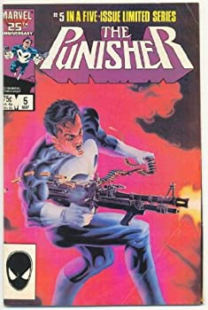 The Punisher #5 NM  of 5  Limited Series ~ by legends Steve Grant and Mike Zeck!