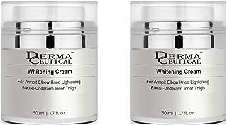 x2 WHITENING CREAM/Armpit Elbow Knee Lightening BIKINI Underarm – DermaCeutical