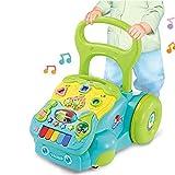 u&h Andador Bebe tacata bebeLos niños de Juguetes educativos Fantasía del Caminante del bebé con la luz y la música