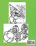 Immagine 1 super mario libro da colorare