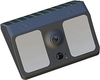 Homyl 1080P Solar Home System Surveillance System - Black
