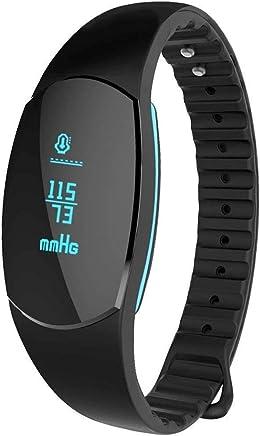 Willful Orologio Fitness Tracker Watch Braccialetto Pressione Sanguigna Cardiofrequenzimetro da Polso Smartwatch Pedometro Impermeabile IP67 Donna Uomo Bambini per Samsung Huawei iPhone Android iOS