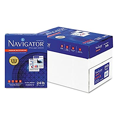 Navigator NMP1124 Navigator Premium Multipurpose Copy Paper SNANMP1124 SNA NMP1124
