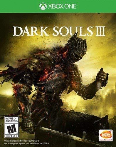 Dark Souls III - Xbox One Standard Edition (Renewed)