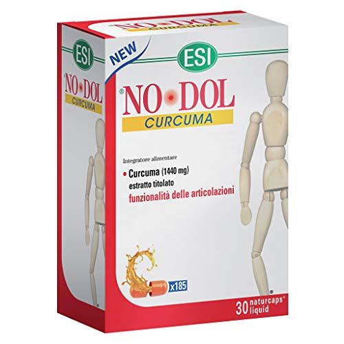 ESI NO DOL CURCUMA Integratore Funzionalità Articolare Joints Supplement 30Cps