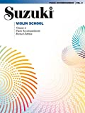 Suzuki Violin School, Volume 2: Piano Part (The Suzuki Method Core Materials)