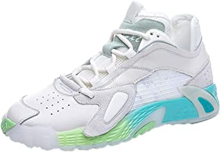 Zomer Herfst Dames Joggingschoenen Stiksels Kleuren Sneakers Side Hollow Ademend Veterschoen Antislip sportschoenen