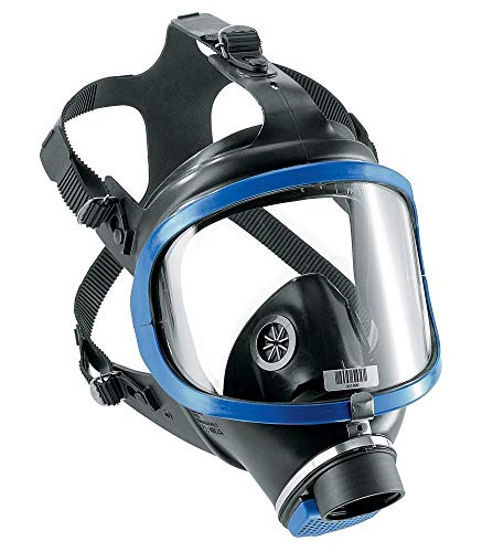 Dräger X-plore 6300 Atemschutzvollmaske aus Plexiglas (R55800) EN 148-1 / EN 136 Klasse 2