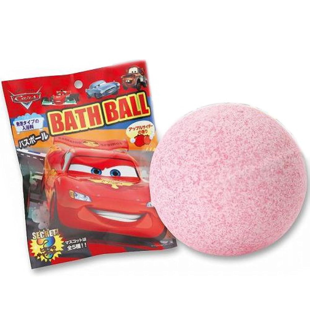 カーズ バスボール 入浴剤 CARS マスコットフィズ バスフィズ おもちゃ グッズ コレクション 12937【即日?翌日発送】