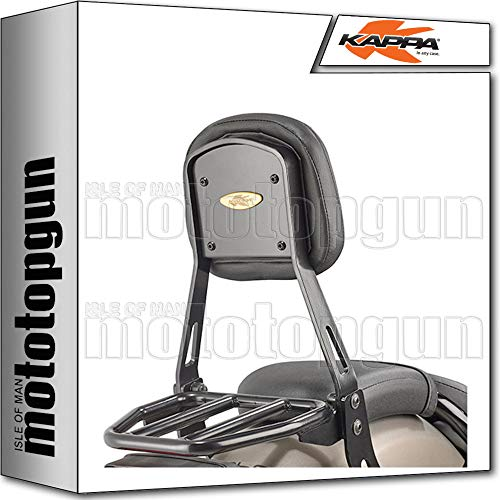 kappa backrest + luggage carrier compatible with honda cmx 500 rebel 2020 20